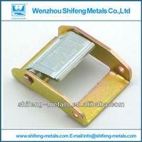 zinc alloy cam buckle;steel metal cam buckle;zinc cam buckle