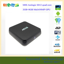 Google internet youtube video spanish channel android tv box for free IPTV channels