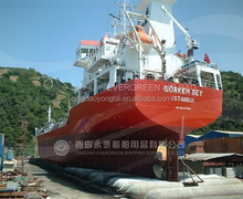 ship launching and upgrading marine airbag with various specification