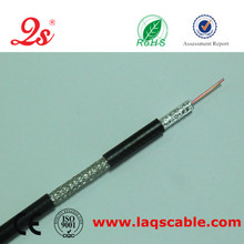 Linan coaxial cable factory rg6 cable,rg59 cable CCTV cable,rg59+2c rubber cable cover