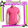 Cheap bright colored polo shirts 65% polyester 35% cotton fashion polo shirts private label polo shirts