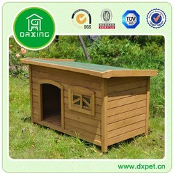 Wooden Waterproof Dog Kennel