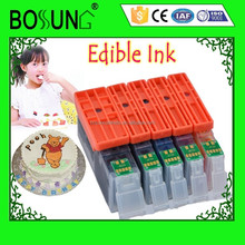 Professional Edible ink Cartridge for Canons BCI-350 BCI-351