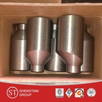 high quality and low price a53 gr.b concentric /eccentric swage nipple npt