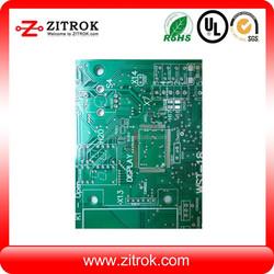 Professional usb flash drive circuit board pcb fabrication with UL Mark