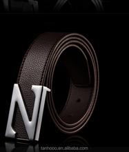 2015 High Quality Fashion Cowhide Leather Belts Buckles for men ,OEM Big Leather Men Belts Wholesale,Leather Big Men Belts