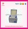 China style Paper luxury wine box