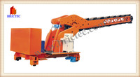 double-cylinder hydraulic multi-bucket excavator for brick making