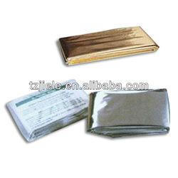 mylar thermal blanket outdoor sleeping bag