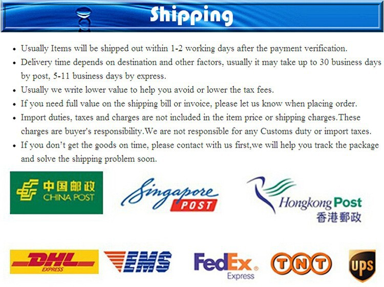 shipping Template
