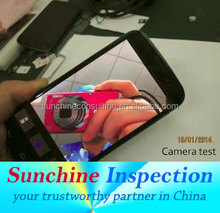 Mobile phone inspection quality control/ quality inspection/third party inspection