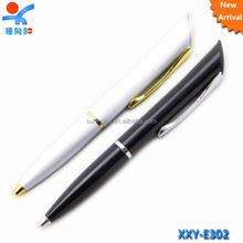 beautiful black and white metal pen holder hotel pen