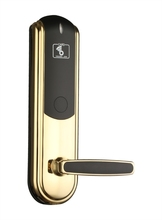 Five latch mortise M1 card swipe door entry systems