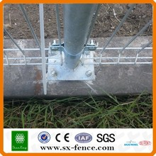 Home Garden Galvanized Welded Wire Fence Panels from China Alibaba