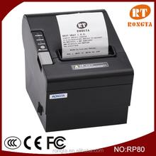 80mm thermal receipt printer for surpermarket cash register