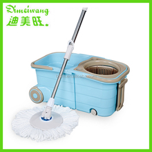 with driver hurrican Easy dry spinmop with wheels as seen on TV 2015 Newest Product hurrican Easy dry spin mop
