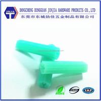 7*32 green expansion plastic screw plug