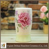 2015 hot sale wholesale home decoration ceramic vase