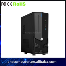 Topselling elegant slim atx computer case high quality computer tower