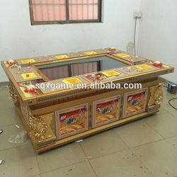 Maldives top quality funny fishing redemption game machine for wholesales