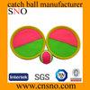Plastic Velcro catch ball Game Set for Children