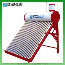 Factory Supply New Family Ues Energy Saving Solar Water Heater System