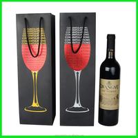 Yiwu Yilong Manufacture Wedding Packing Wine Gift Bag