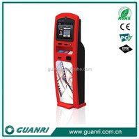 Guanri K11 convenient store automatic ticketing airtime top-up UPS kiosk