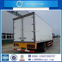 12ton 4X2 RHD or LHD dongfeng Refrigerator Van Truck for sale