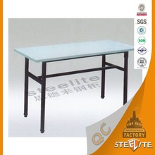Modern School Furniture Design Factory Price Cheap Study Table/School Desk