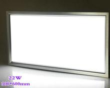 300*600mm, 22W LED Panel Light AC85V-265V, SMD4014