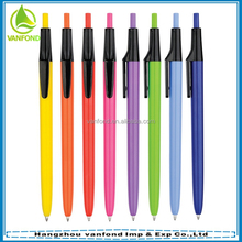 2015 promotional hotel use stick ball pen from China