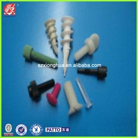 Hot selling PA Plastic Precision Turning Spare Parts