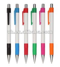2012 new design cheap plastic ball pen for promotion