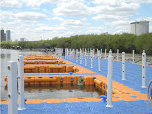 Alibaba supplier plastic Product for floating marker buoy jetty,Marina,swimming pools,Floating walkways