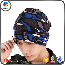 custom design wholesale men stylish knitted caps