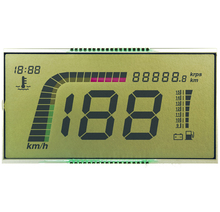 Digit HTN Positive LCD for motorbike