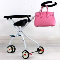 new design version new model high-qualitied hot pink baby strollers top quality