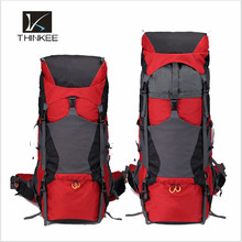 70L80L pro Camping hiking backpack travel backpack mountaineering bag