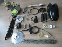 2 stroke 80cc gas bicycle engine kit/motorised bicycles/gasoline bicycle engine kit