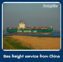 freight forwarder cargo ship from China to USA --terry