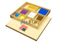 Montessori Mathematic material,Table of Pythagoras montessori equipment