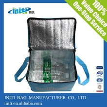 Promotional Insulated pvc wine cooler bag