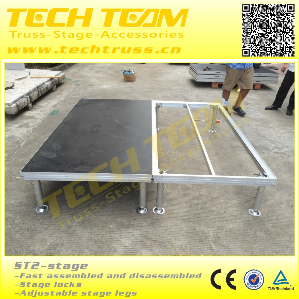 High Quality Used Portable Stage For Sale