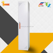 Best selling modern kd single door furniture bedroom metal locker