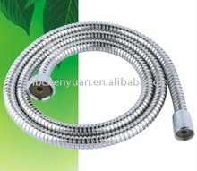 Stainless Steel Double Lock Flexible & Extensible Shower Hose