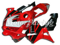 cbr600rr fairing for honda cbr600rr f5 2004-2003 cbr600rr fairings F5 fairing 03 04 cbr fairing kit F5 red black white