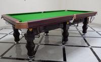Economic 8ft MDF billiard table,classic type korea billiard on sale