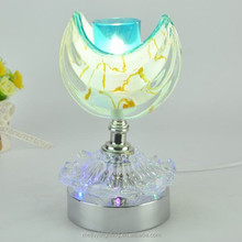 wholesale meijuya electric oil burner glass oil lamp electric fragrance lamp G1716