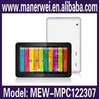 Updated popular LOGO OEM useful portable 5200mAh lithium battery android 5.0 tablet pc
